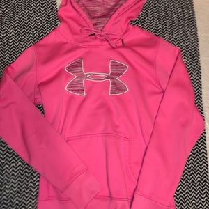 Under Armour hoodie size S